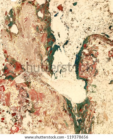 Nice abstract grunge background - stock photo