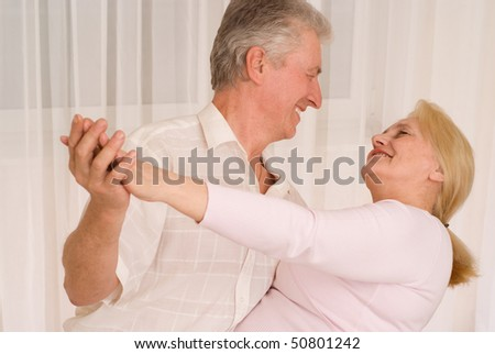 nice couple dancing
