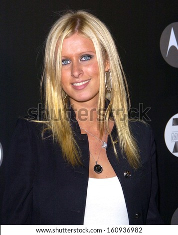 Nicky Hilton at MOTO 7 Motorola TOYS FOR TOTS 7th Anniversary Benefit, The American Legion, Hollywood, CA, November 03, 2005
