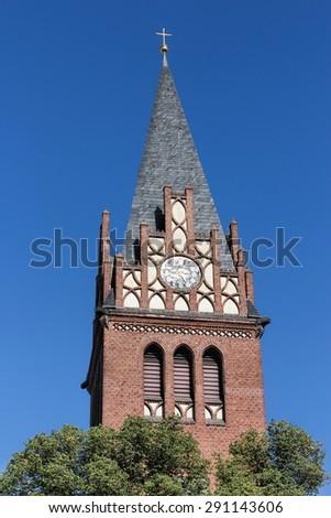 Nicolai Church - stock photo