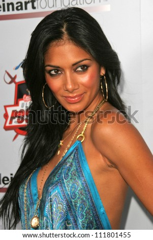 Nicole Scherzinger at the First Annual Celebrity Bowling Night to Benefit the Newly Launched Matt Leinart Foundation. Lucky Strike Lanes, Hollywood, CA. 07-12-07