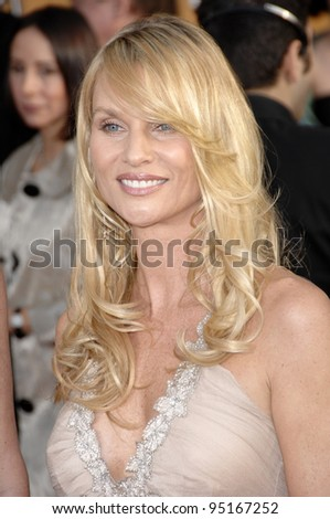 NICOLLETTE SHERIDAN at the 13th Annual Screen Actors Guild Awards at the Shrine Auditorium. January 28, 2007 Los Angeles, CA Picture: Paul Smith / Featureflash