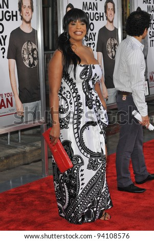 "Niecy Nash at the Los Angeles premiere of his new movie ""I Love You, Man"" at the Mann's Village Theatre, Westwood. March 17, 2009  Los Angeles, CA Picture: Paul Smith / Featureflash"