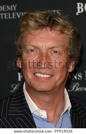 Nigel Lythgoe at the BAFTA Los Angeles' 17th Annual Awards Season Tea Party, Four Seasons Hotel, Beverly Hills, CA. 01-15-11