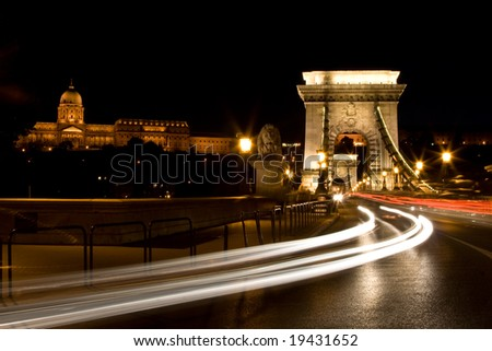 night lights in budapest. 22.