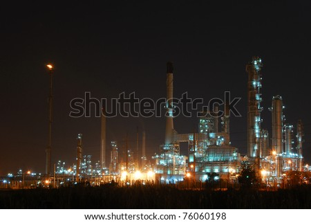 Night of Petrochemical