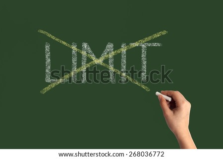 No Limit wti - stock photo