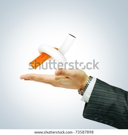 No smoking - stock photo