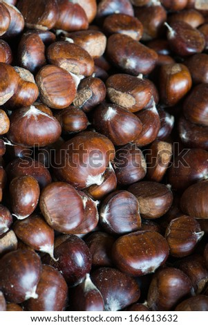 Noble chestnuts