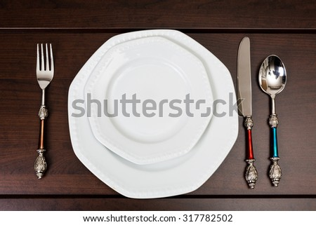 noble dining at restaurant