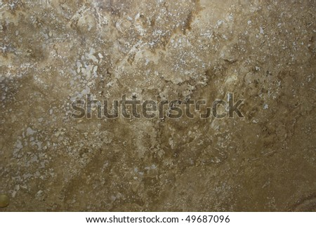 noce marble - stock photo
