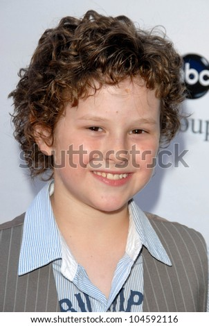 Nolan Gould at the 2009 Disney-ABC Television Group Summer Press Tour. Langham Resort, Pasadena, CA. 08-08-09