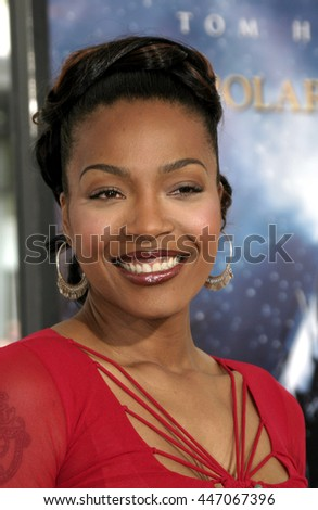 Nona Gaye at the Los Angeles premiere of 'The Polar Express' held at the Grauman's Chinese Theater in Hollywood, USA on November 7, 2004.
