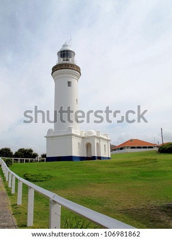 Norah Head Lighthouse, New South Wales, Australia 2