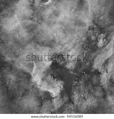 North America nebula - stock photo