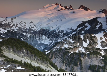 North Cascades - stock photo