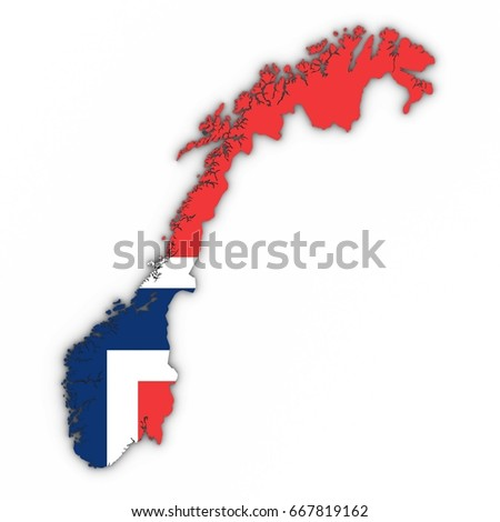 Norway Outline Stock Images RoyaltyFree Images Vectors - Norway map outline
