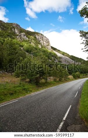 norway ridge - stock photo