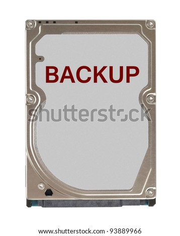 how to move iphoto to backup drive