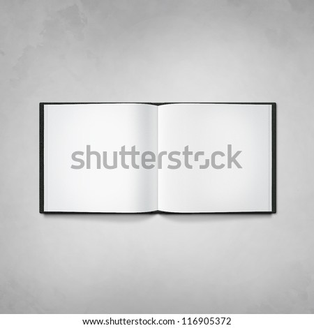 notes book - stock photo