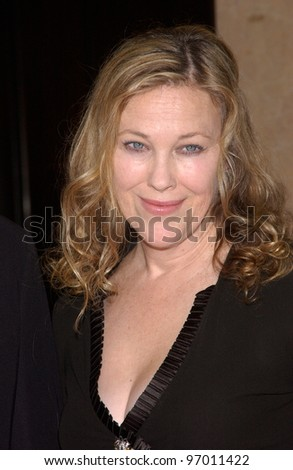 Nov 12, 2004; Beverly Hills, CA: Actress CATHERINE O'HARA at the 19th Annual American Cinematheque Award Gala honoring Steve Martin at the Beverly Hilton Hotel, Beverly Hills, CA.