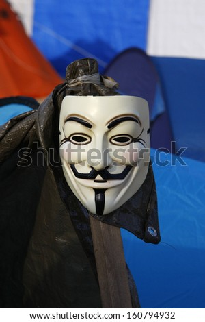 Guy fawkes Stock Photos, Illustrations, and Vector Art