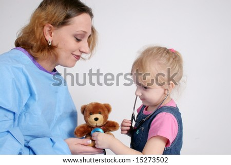 Nurse and patient support
