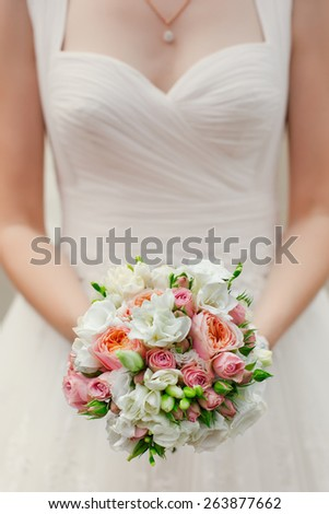 nvesta bouquet, wedding bouquet