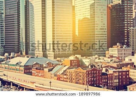 NYC - stock photo