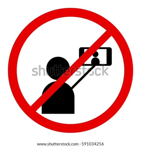 forbidden to take pictures stock images royalty free images vectors. Black Bedroom Furniture Sets. Home Design Ideas
