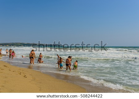 beach porno city relax