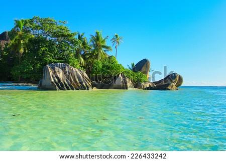 Ocean Stones Peace  - stock photo