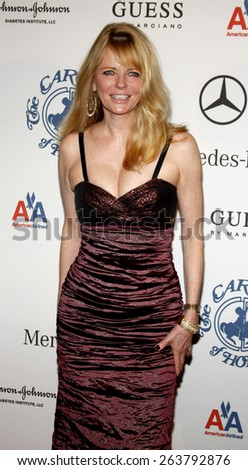October 25, 2008. Cheryl Tiegs at the 30th Anniversary Carousel Of Hope Ball held at the Beverly Hilton Hotel, Beverly Hills.