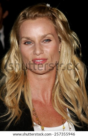 "October 10, 2006. Nicolette Sheridan attends the World Premiere of ""Running with Scissors"" held at the Academy of Motion Picture Arts and Sciences in Beverly Hills, California United States."