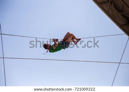 tit rope extreme