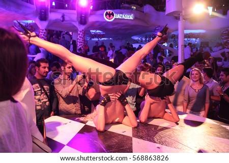 Good The internship club scene dance