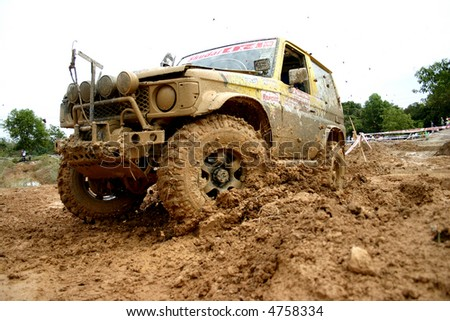 off road vehicle