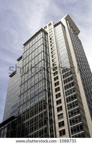 Office Building, Sydney, Australia - stock photo