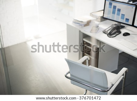 Office Business Commercial Corporate Motivation Concept - stock photo
