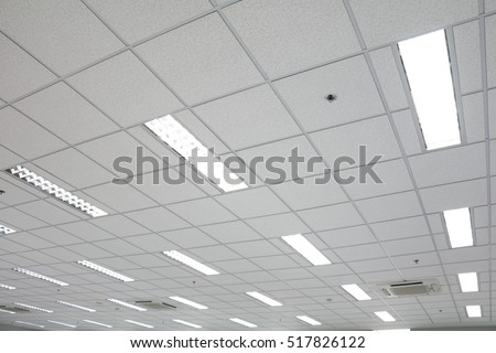 Ceiling Office. Office Ceiling And Lighting L