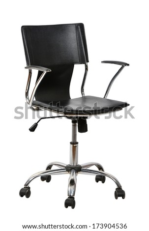 Office chair - stock photo
