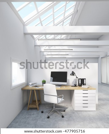 Cubicle Stock Images Royalty Free Images Vectors
