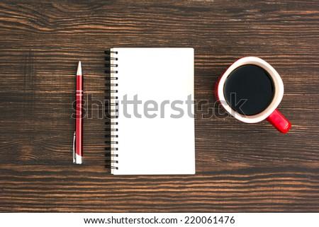 Office Desk./ Office Desk.  - stock photo