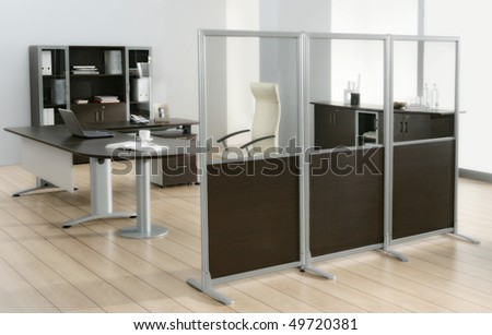 office life - stock photo