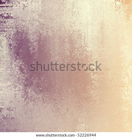 oil abstract background in purple and ivory - stock photo