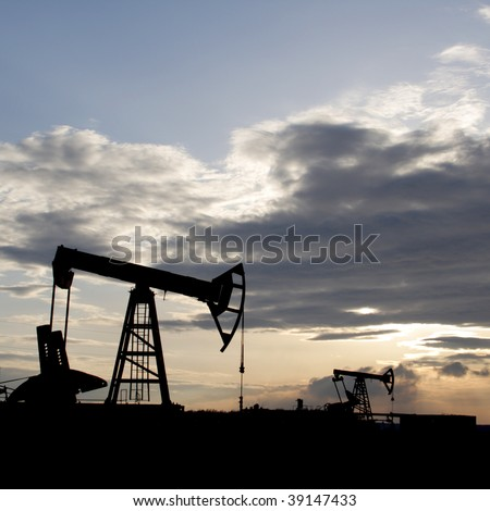 oil well