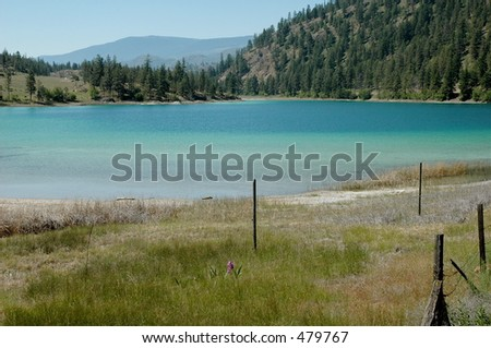 Okanagan Valley - stock photo