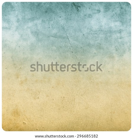 Old abstract background for text. Old paper texture - stock photo