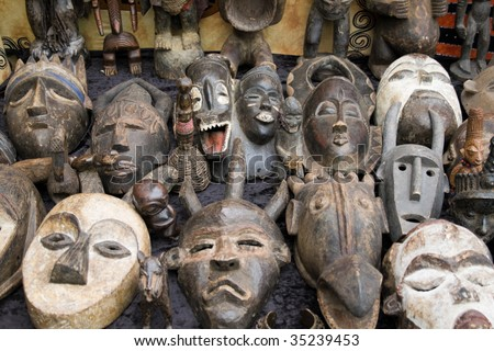 old african masks sale