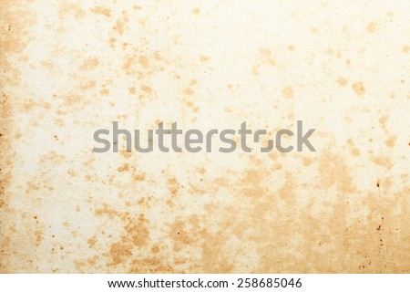 Old and dirty vintage style of paper surface texture represent the classic and retro surface background related idea. - stock photo
